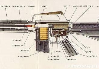 on m16 schematic